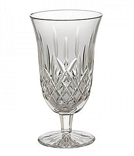 Image of Waterford Lismore Crystal Footed Iced Beverage Glass