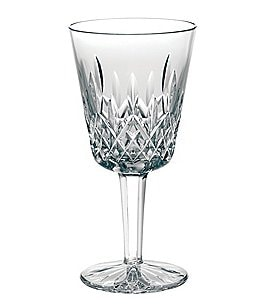 Image of Waterford Lismore Crystal Goblet