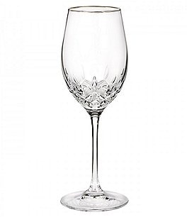 Image of Waterford Lismore Essence Platinum White Wine Glass