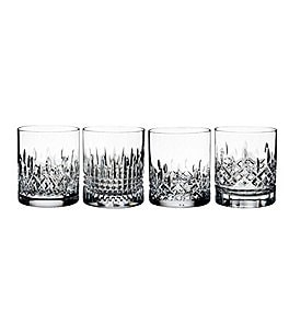Image of Waterford Lismore Evolution 4-Piece Crystal Tumbler Set