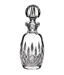 Image of Waterford Lismore Round Crystal Decanter