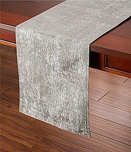 Image of Waterford Lunar Jacquard Table Runner