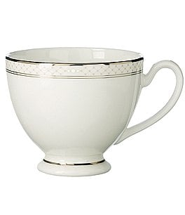 Image of Waterford Padova Platinum Bone China Cup