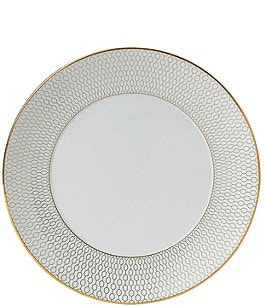 "Image of Wedgwood Arris China 8"" Salad Plate"
