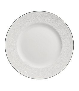 Image of Wedgwood English Lace Bone China Salad Plate