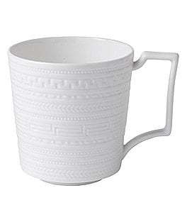Image of Wedgwood Intaglio Embossed Bone China Mug