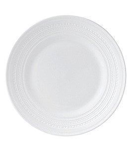 Image of Wedgwood Intaglio Embossed Bone China Salad Plate