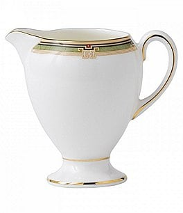 Image of Wedgwood Oberon Vine & Flora Bone China Creamer