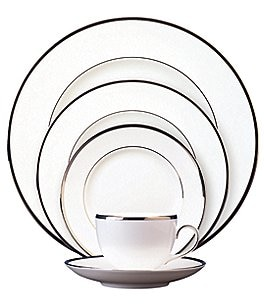 Image of Wedgwood Sterling 5-Piece Place Setting
