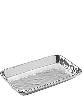 Image of Wilton Armetale River Rock Bread Tray