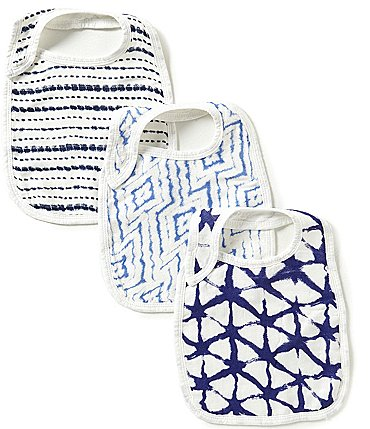 Image of Aden + Anais 3-Pack Silky Soft Bibs