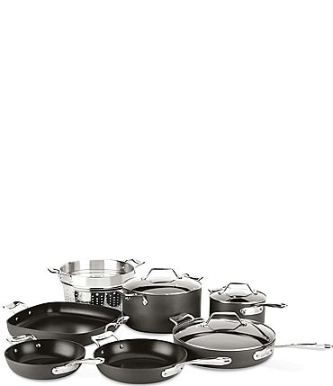 Image of All-Clad Essentials Nonstick 10-Piece Cookware Set