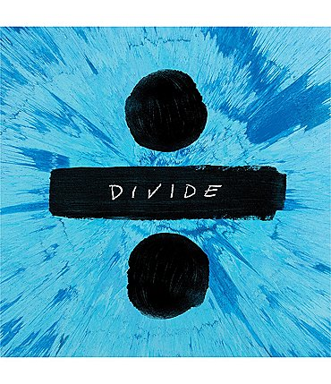 Image of Alliance Entertainment Ed Sheeran Divide Vinyl Record