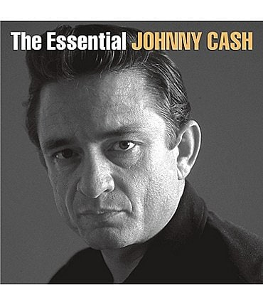 Image of Alliance Entertainment Johnny Cash The Essential of Johnny Cash