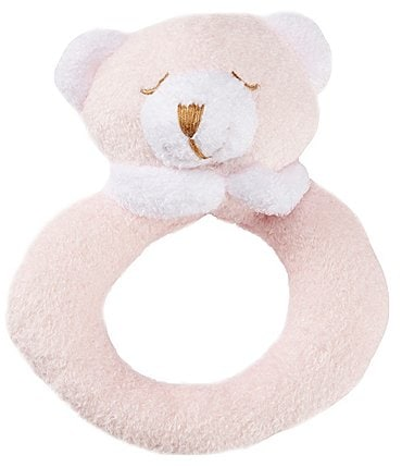 Image of Angel Dear Baby Bear Rattle