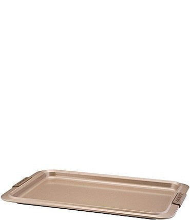 Image of Anolon Advanced Nonstick Bakeware Cookie Sheet with Silicone Grips