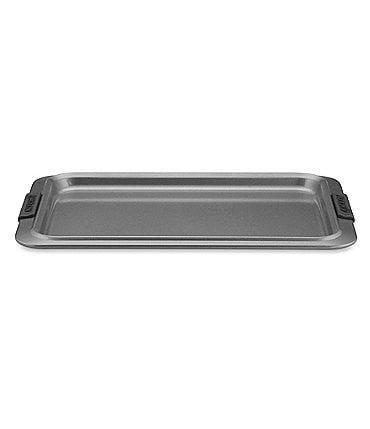 "Image of Anolon Advanced Nonstick Bakeware 15x10"" Cookie Sheet with Silicone Grips"