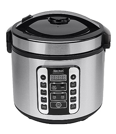Image of Aroma Professional 20-cup Digital Rice Cooker/Multicooker