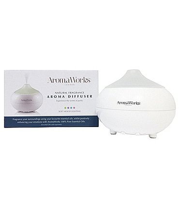 Image of AromaWorks London Essential Oil Aroma Diffuser