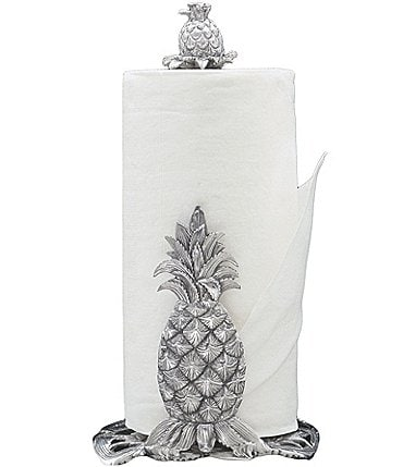 Image of Arthur Court Pineapple Paper Towel Holder
