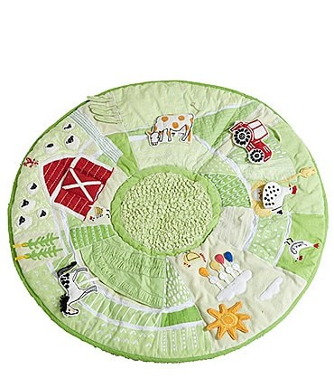Image of Asweets Round Farm Activity Playmat