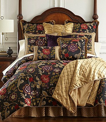 Image of Austin Horn Classics Escapade Reversible Comforter Mini Set