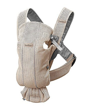 Image of BABYBJORN Mesh Baby Carrier Mini
