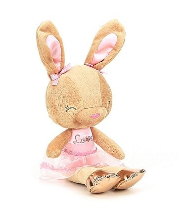 Image of Baby Starters Melanie Bunny Plush Doll