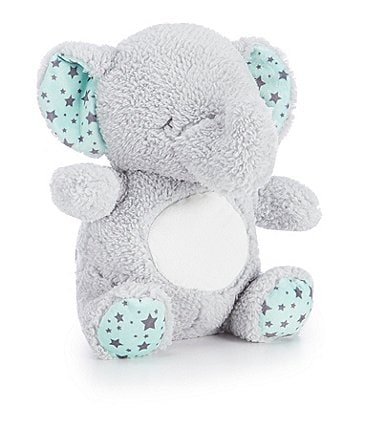 "Image of Baby Starters Soft Dreams 9 ""Elephant Music & Glow Soother"