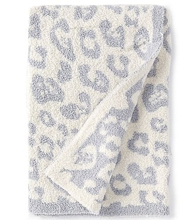 Image of Barefoot Dreams CozyChic Barefoot In The Wild Baby Blanket