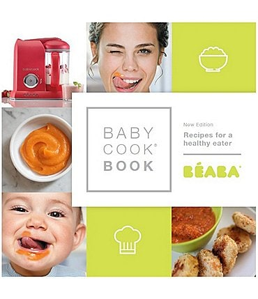 Image of BEABA Babycook® Cookbook Recipes for a Healthy Eater