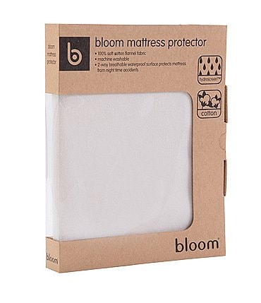 Image of Bloom Alma Mini Mattress Protector