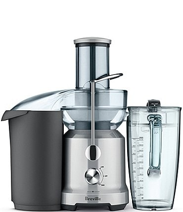 Image of Breville Juice Fountain® Cold - 70 oz. Jug Capacity Centrifugal Juicer, Silver