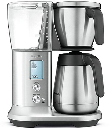 Image of Breville Precision Brewer® Thermal, 6 Settings Brushed Stainless Steel Coffee Maker