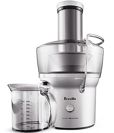 Image of Breville The Juice Fountain® Compact, 25 oz. Juice Jug Capacity Juicer