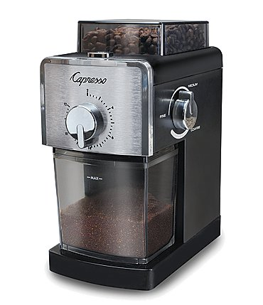 Image of Capresso Coffee Burr Grinder