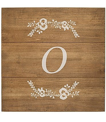 Image of Cathy's Concepts Personalized Rustic Wood Sign