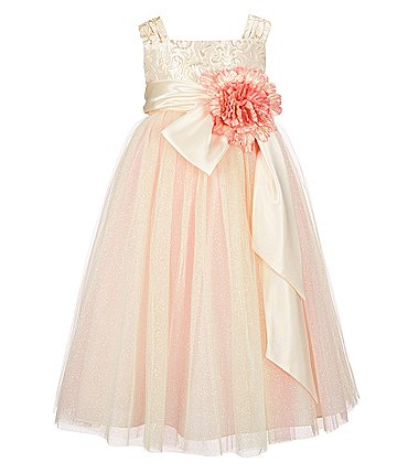 Image of Chantilly Place Little Girls 2T-6X Ballerina-Inspired Social Dress