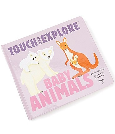 Image of Chronicle Books Touch And Explore: Animals