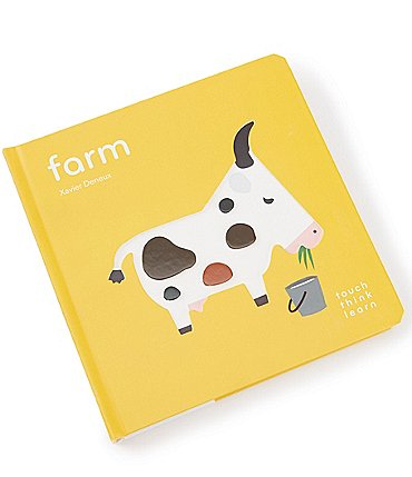 Image of Chronicle Books TouchThinkLearn: Farm