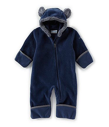 Image of Columbia Baby Boys 3-24 Months Tiny Bear II Bunting