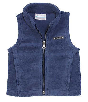 Image of Columbia Baby Newborn-24 Months Fleece Vest