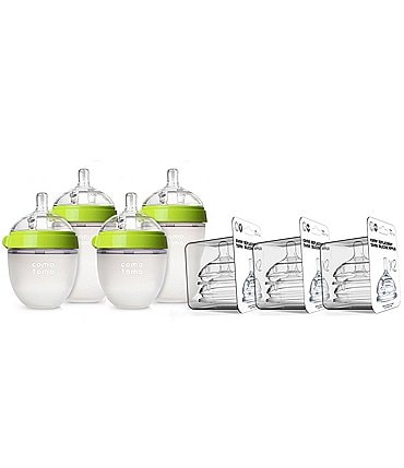 Image of Comotomo Baby Bottles Gift Set