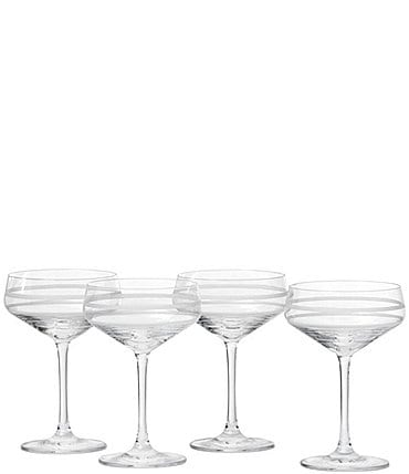 Image of Crafthouse by Fortessa 4-Piece Tritan® Coupe Glass Set