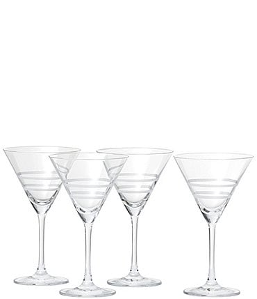Image of Crafthouse by Fortessa 4-Piece Tritan® Martini Glass Set