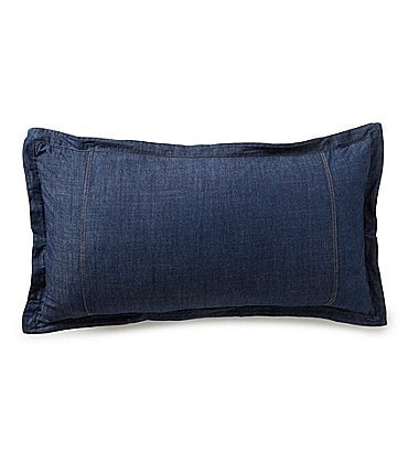 Image of Cremieux Denim Sham