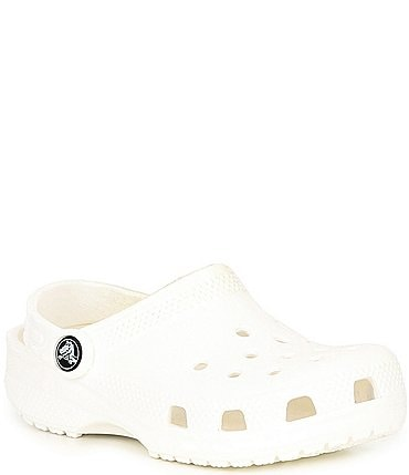 Image of Crocs Kids' Classic Convertible Back Clogs (Infant)