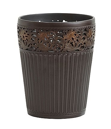 Image of Croscill Marrakesh Wastebasket