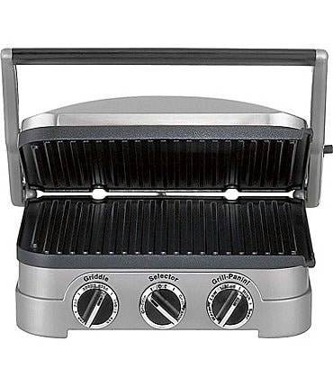 Image of Cuisinart 5-in-1 Electric Gourmet Griddler Grill