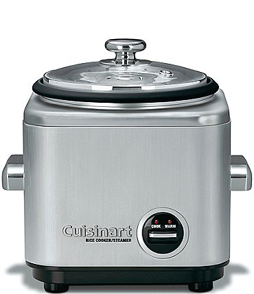 Image of Cuisinart Stainless Steel Rice Cooker